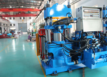 High Power 126Kw Large Plate Vulcanizing Machine For Rubber And Silicone Parts