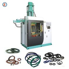 2000 CC Injection Volume Upper Mold Silicone Rubber Injection Machine For Shock Pads , Seals , Soles