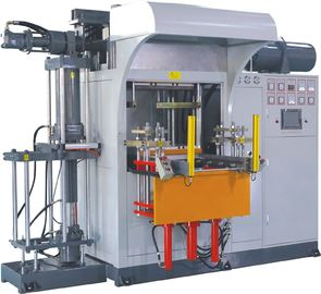 Industrial Horizontal Rubber Injection Molding Machine High Speed