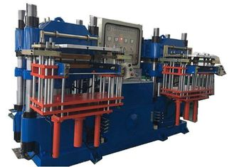 Silicone Rubber Vulcanizing Machine Double Plates Independent System