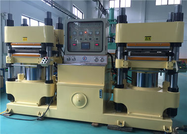 75KW Rubber Brake Pad Making Machine , Industrial Car Brake Pad Production Line Machine