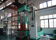 Cina 800 Ton Low Bed Structure Rubber Curing Bladder Molding Machine pabrik